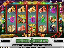 Paradise Casino Thrill Spin